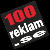 Välkommen till 100reklam - båttexter och båtstripes Logo